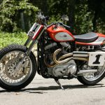 Lawwill Harley Street Tracker: Racer With Lights 12