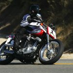 Lawwill Harley Street Tracker: Racer With Lights 13