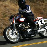 Lawwill Harley Street Tracker: Racer With Lights 14