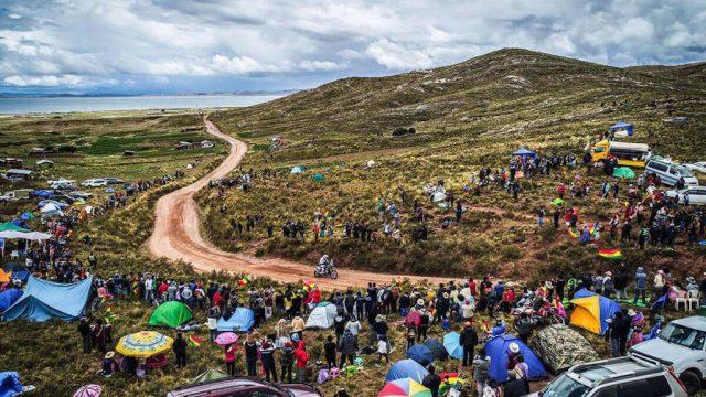 Dakar 2018: Stage six - Bolivia 1