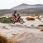 Dakar 2018: Stage 8 rankings 3
