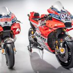 Ducati unveiled the new looking 2018 MotoGP machine 10