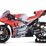 Ducati unveiled the new looking 2018 MotoGP machine 2