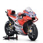 Ducati unveiled the new looking 2018 MotoGP machine 3