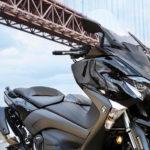 2017 Yamaha T-MAX test ride 14