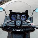 2017 Yamaha T-MAX test ride 18