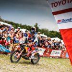 Matthias Walkner wins the 2018 Dakar 2
