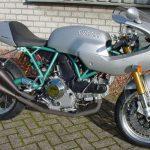 Ducati Sport 1000 - Italian flavored neo sports café racer 7