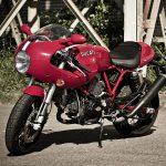 Ducati Sport 1000 - Italian flavored neo sports café racer 8