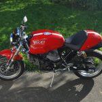 Ducati Sport 1000 - Italian flavored neo sports café racer 10
