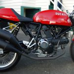 Ducati Sport 1000 - Italian flavored neo sports café racer 11