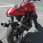 Ducati Sport 1000 - Italian flavored neo sports café racer 5