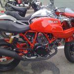 Ducati Sport 1000 - Italian flavored neo sports café racer 4