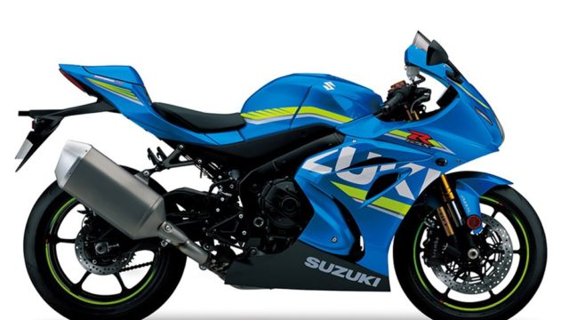 Suzuki GSX-R1000R review 1