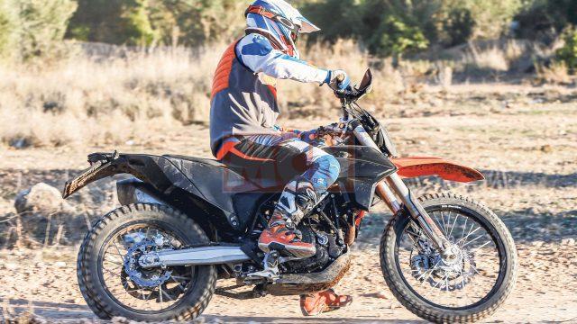 KTM 690 Enduro 2