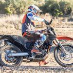 New KTM 690 Enduro and Supermoto Spy Shots 4