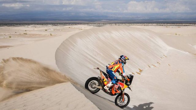 Dakar 2018: Stage 11 results 1