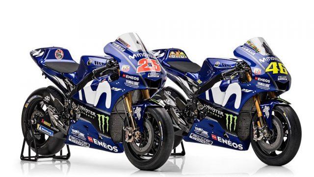 MotoGP: the 2018 Movistar Yamaha M1 presented 1