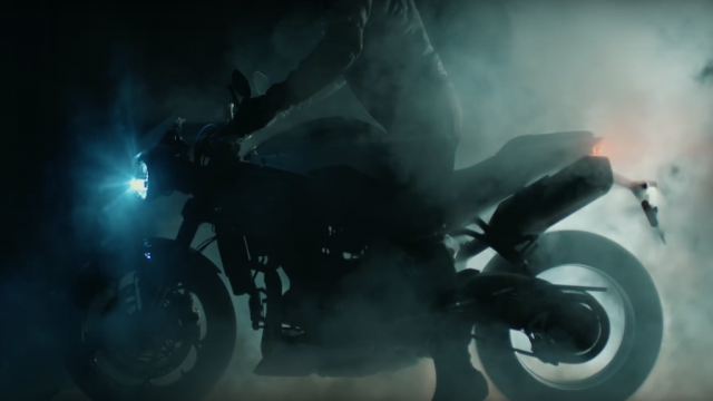 Triumph Speed Triple video teaser 6