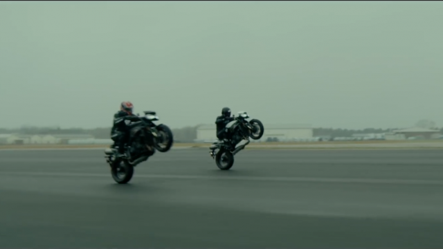 We have the second teaser for the Triumph Speed Triple 5
