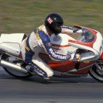 Davide Tardozzi's Bimota YB4EI-R racer test: coulda bin a champion 13