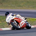 Davide Tardozzi's Bimota YB4EI-R racer test: coulda bin a champion 12