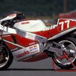 Davide Tardozzi's Bimota YB4EI-R racer test: coulda bin a champion 9