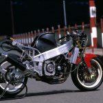 Davide Tardozzi's Bimota YB4EI-R racer test: coulda bin a champion 2