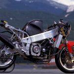 Davide Tardozzi's Bimota YB4EI-R racer test: coulda bin a champion 3