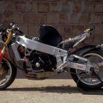 Davide Tardozzi's Bimota YB4EI-R racer test: coulda bin a champion 4