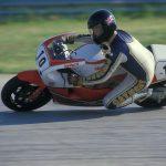 Davide Tardozzi's Bimota YB4EI-R racer test: coulda bin a champion 8