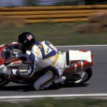 Davide Tardozzi's Bimota YB4EI-R racer test: coulda bin a champion 5