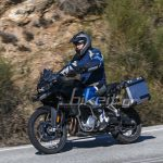 New BMW F850GS Adventure is imminent. Spy-photos 3