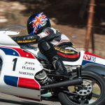 1974 John Player Norton Spaceframe racer test: Last of the Line 4