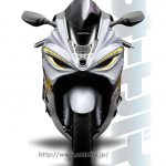 The latest Suzuki Hayabusa rumours 3