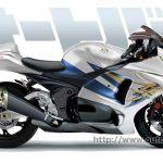 The latest Suzuki Hayabusa rumours 2