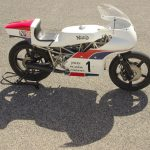 1974 John Player Norton Spaceframe racer test: Last of the Line 14