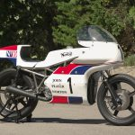 1974 John Player Norton Spaceframe racer test: Last of the Line 10
