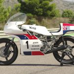1974 John Player Norton Spaceframe racer test: Last of the Line 15