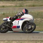 1974 John Player Norton Spaceframe racer test: Last of the Line 5