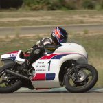 1974 John Player Norton Spaceframe racer test: Last of the Line 7