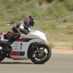 1974 John Player Norton Spaceframe racer test: Last of the Line 9