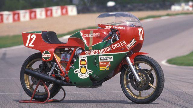 Vee Two Hailwood Ducati: remembering Mike the bike 1