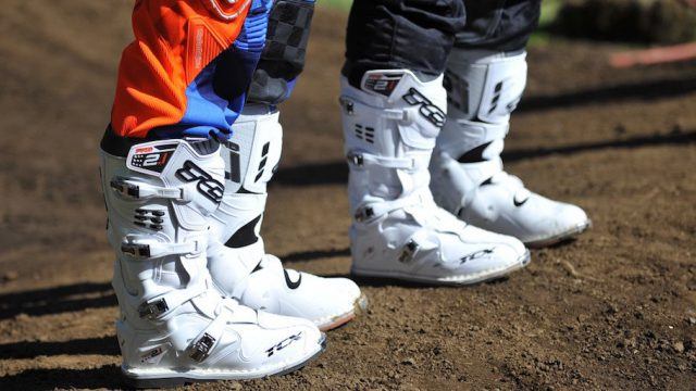 Check out these top-spec boots from TCX 1