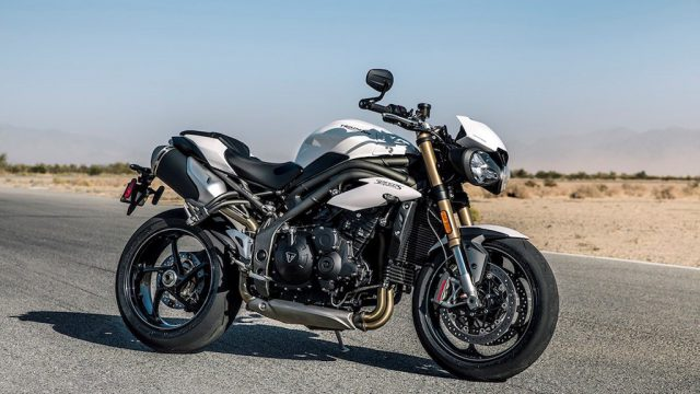 The new Triumph Speed Triple is here 4