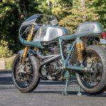 Vee Two Hailwood Ducati: remembering Mike the bike 2