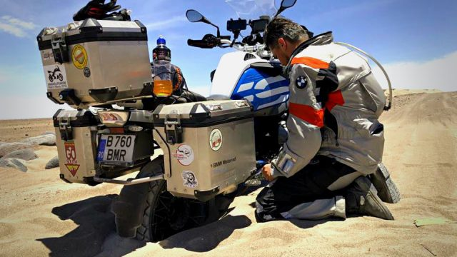 R1200GS Epic Adventure in South America | Chile - The Movie 3