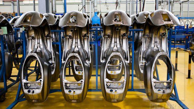 Piaggio factory industry Vietnam Southeast Asia 476