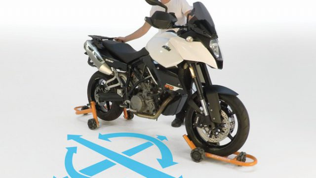 "What do you think about these ""Innovative Motorcycle Stands""? 1"