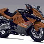 Suzuki Hayabusa gets a new gearbox 3